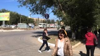 Самарская область. Нефтегорск. Видео 1