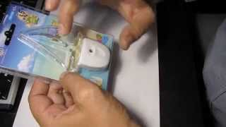 видео светодиодный ночник