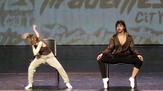 Dança contemporânea - Michl - Die Trying