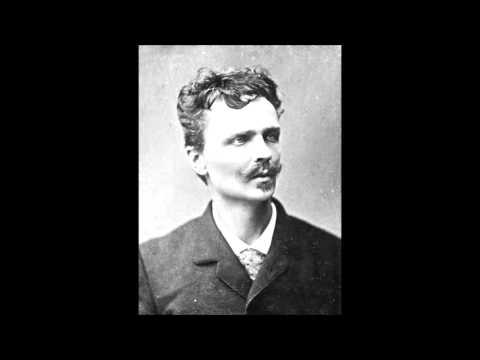 August Strindberg - Lördagskväll