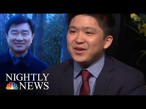 Three Americans Detainees Freed From North Korea | NBC Nightly News