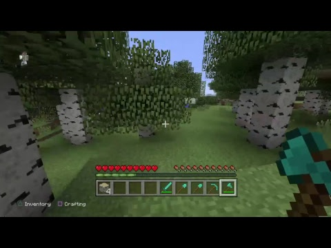 Minecraft survival real life role play episode 1