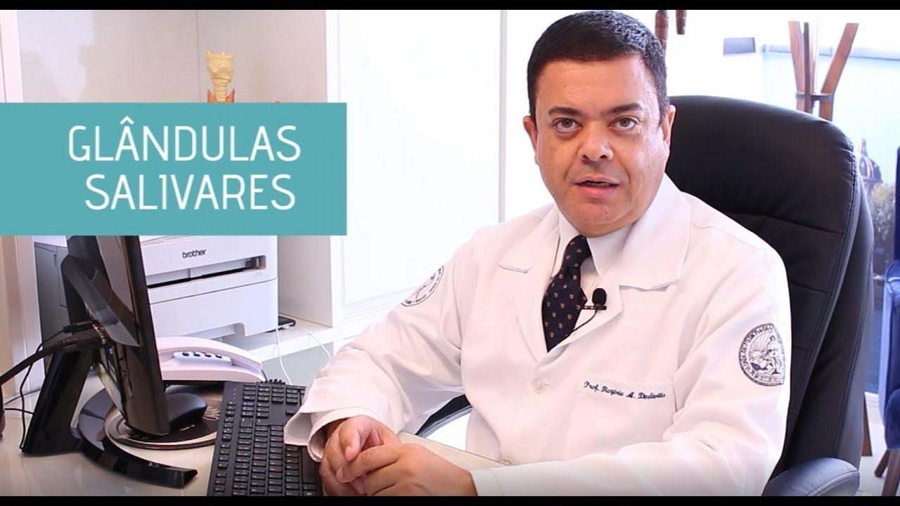 glandula parotida inflamada sintomas