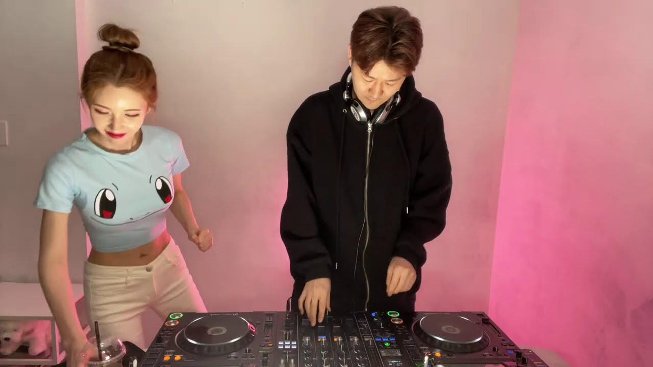 DJ티거   디제잉 유튜브라이브 VOL.109 (feat.DJ이나)