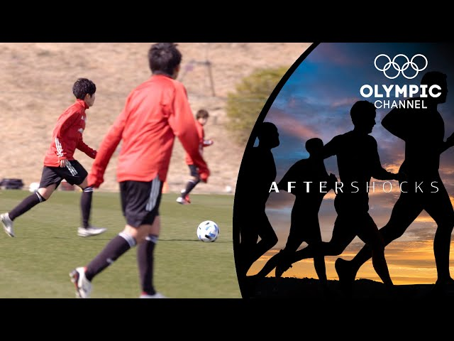 How the J-Village became a symbol of the recovery of Fukushima ⚽️ | Aftershocks Ep. 5