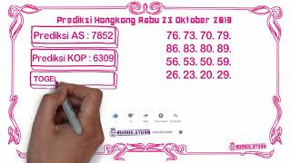 Prediksi HK Rabu 23 Oktober 2019 - HK Malam Ini - Bocoran HK