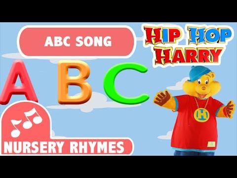 ABC Song | Nursery Rhymes | From Hip Hop Harry
