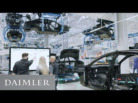 Mercedes-Benz Factory 56: Voll flexible Produktion