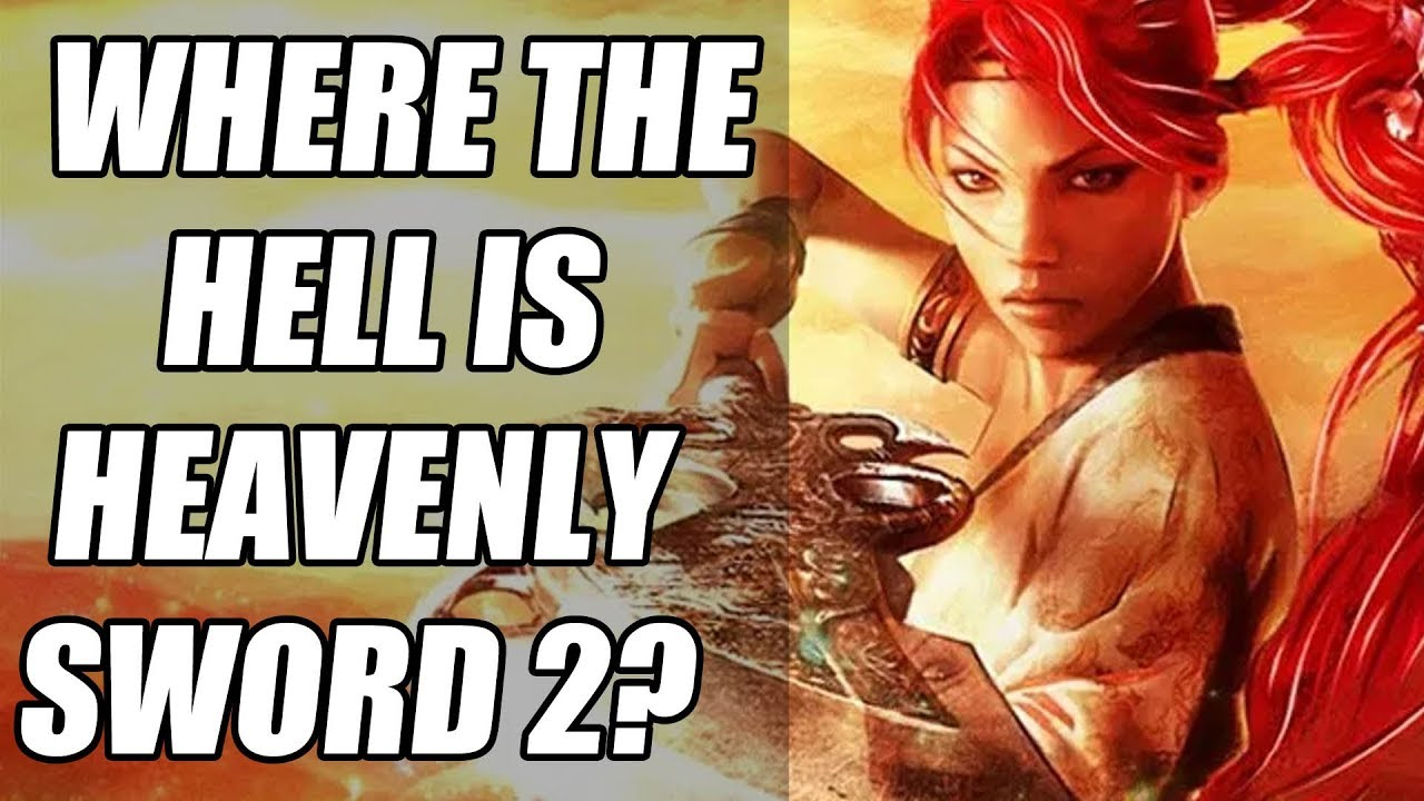 Download Where The HELL Is Heavenly Sword 2?