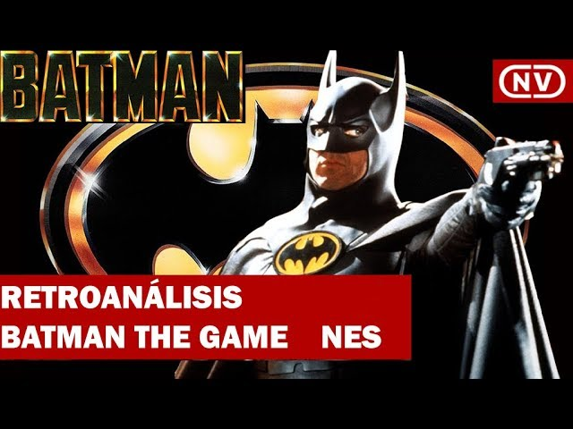 Retroanálisis: Batman The Game NES