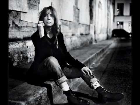 Patti Smith - Break It Up music