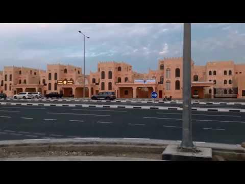 Walking on the Lekhwiya Area_Doha, Qatar_#125
