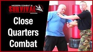 Close Quarters Combat - The Clinch vs. Multiple Attackers