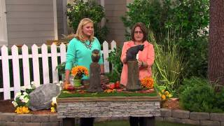 Plow & Hearth Owl and Mouse Garden Statue with Pat James-Dementri