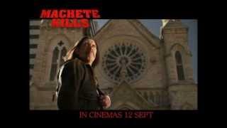 Machete Kills Trailer 2013