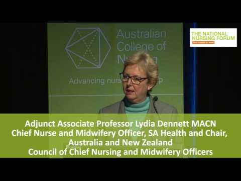 Adjunct Associate Professor Lydia Dennett MACN
