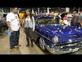 World of Wheels 1957 Chevy Belair - Sweet everything in 4K