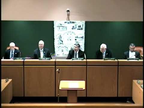 Council Meeting 4/18/2018 Hawthorne NJ