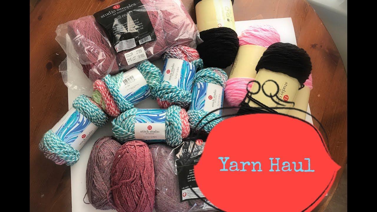 Yarn Haul - AC Moore craft store