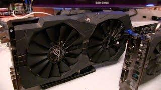 Asus Radeon RX 570 Gaming 4g Elpida обзор и тест в майнинге. Ну не держит чип