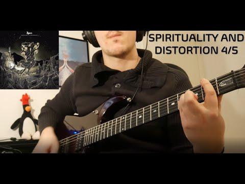 Igorrr - Spirituality and Distortion cover 4/5 (Overweight Poesy, Paranoid Bulldozer, Barocco)