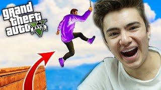 GTA 5 Online - EFSANEVİ PARKUR !