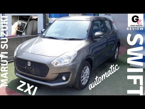 2018 Maruti Suzuki Swift ZXI Automatic | most detailed review | features | specifications !!!