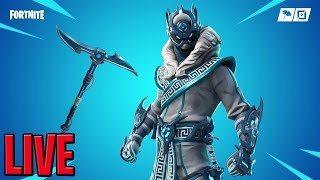 Fortnite DAILY ITEM SHOP LIVE | NEW SNOWFOOT SKIN!| Fortnite Battle Royale