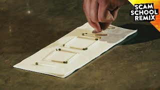 2 Setups for Simple Match Puzzles