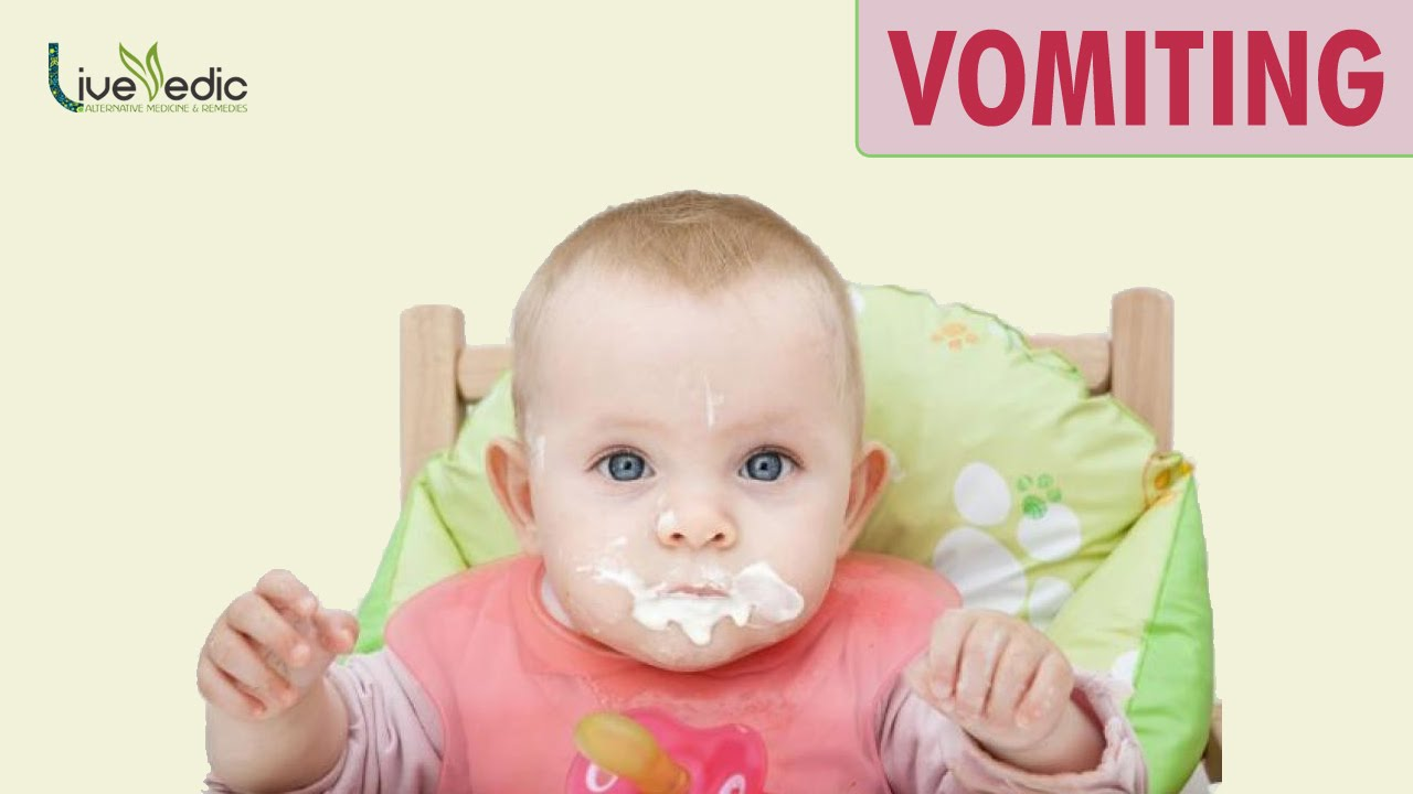 DIY: Best Cure For Kids Vomiting with Natural Home Remedies   LIVE ...