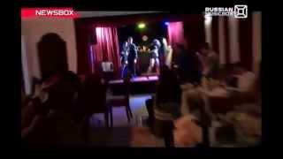 Анастасия Ковалева поздравила певца DANTE (Russian MusicBox News 01/09/2015)