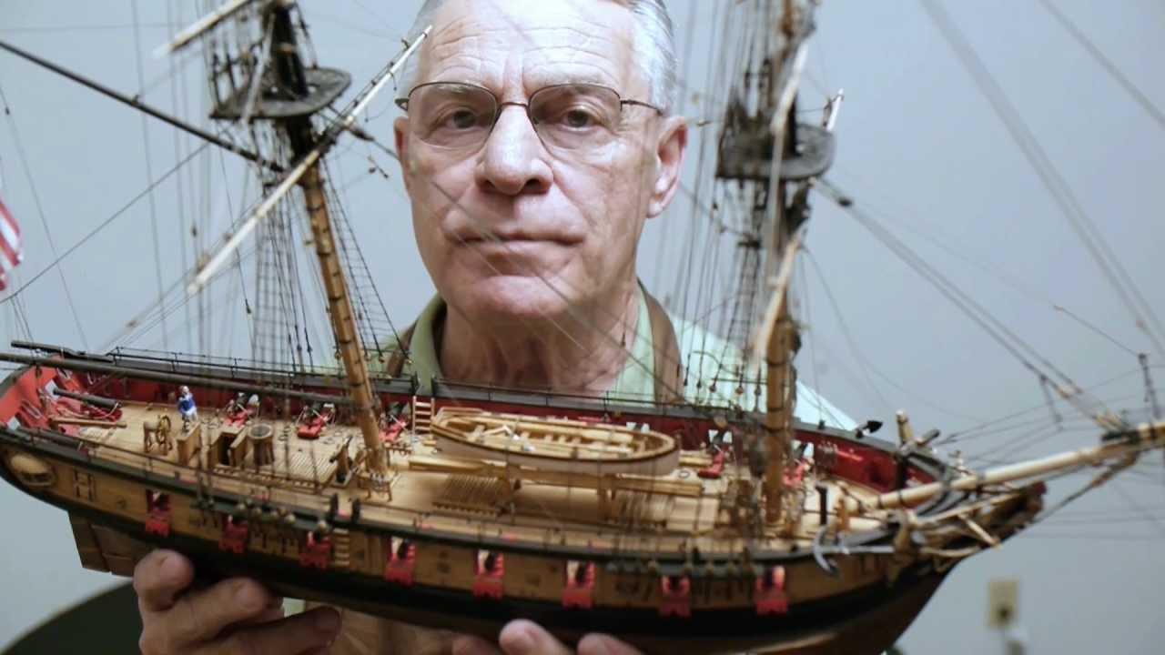 Unboxing The Model Shipways US Brig, Syren - YouTube