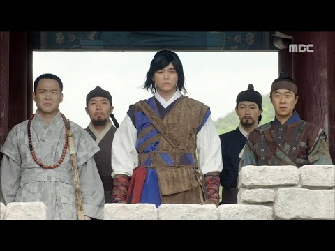 [The Rebel] 역적 : 백성을 훔친 도적 ep.27 People who don't ever be swayed. 20170501