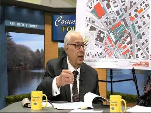 Community Forum - Stoughton Center Progress Report