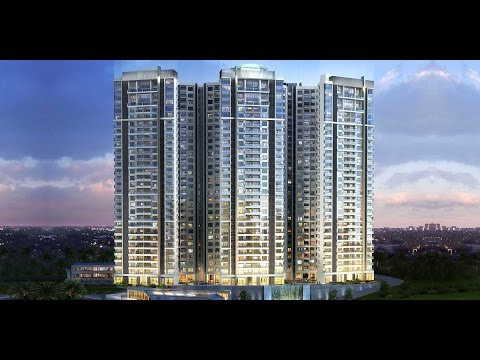 Phoenix One Bangalore West Video Walkthrough 3 & 4 Bedroom apartments Bangalore