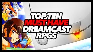 Top Ten Must Hąve Dreamcast RPGs