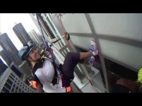 Respiratory Health Association's Skyline Plunge! Chicago
