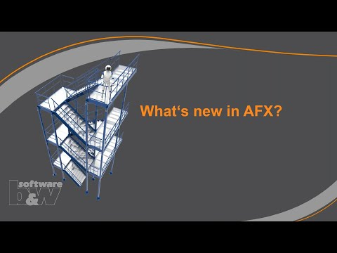 """B&W Webinar """"What's new in AFX?"""" in Creo Parametric"""
