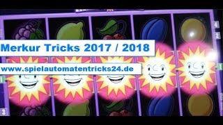 ++NEU++ Merkur Tricks 2017 / 2018