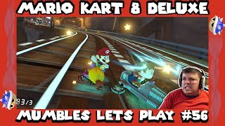 Be Nice Blue Shell!  - Mario Kart 8 Deluxe Online - Mumbles Let