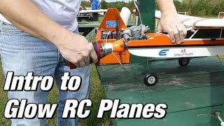 Transitioning from Electric to Glow/Nitro Planes:  Intro to Glow RC Planes