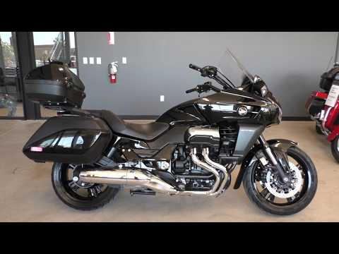 000434   2014 Honda CTX1300A DELUXE Used motorcycles for sale