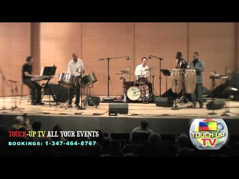 ANDY NARELL A NIGHT OF JAZZ ON PAN  UNITED STATES STEELBAND ASSOCIATION NEW YORK CITY TOUCH-UP TV