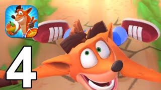 Crash Bandicoot: On the Run! - All Level  Coco Max Level (Android, iOS) #4