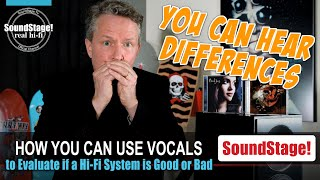 Anyone Can Use Voices and Vocals to Evaluate Hi-Fi - SoundStage! Real Hi-Fi (May 2021)