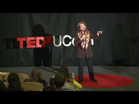 Women in comedy: Regina Barreca at TEDxUConn 2013