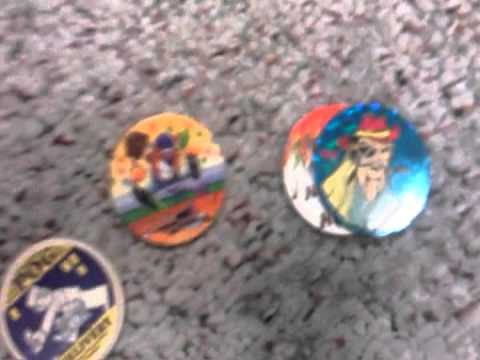 how to play pogs