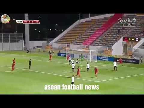 HONGKONG VS LAOS 4-0 05/10/2017 FRIENDLY MATCH