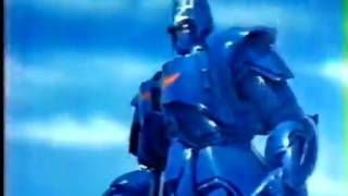 ニコニコ動画から抜粋。TVアニメ「巨神(ジャイアント)ゴーグ」でのCM...