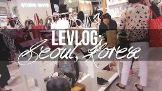 Shopping in Seoul! Travel Vlog: Seoul, Korea